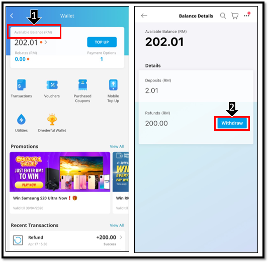 How To Withdraw Money From Lazada Wallet Ph